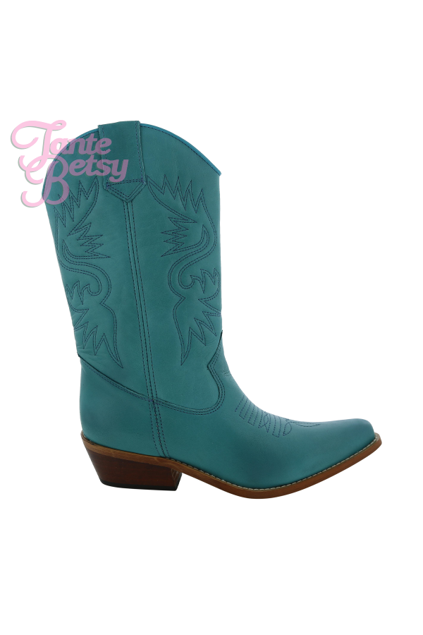 DWRS Western laars High Texas Turquoise