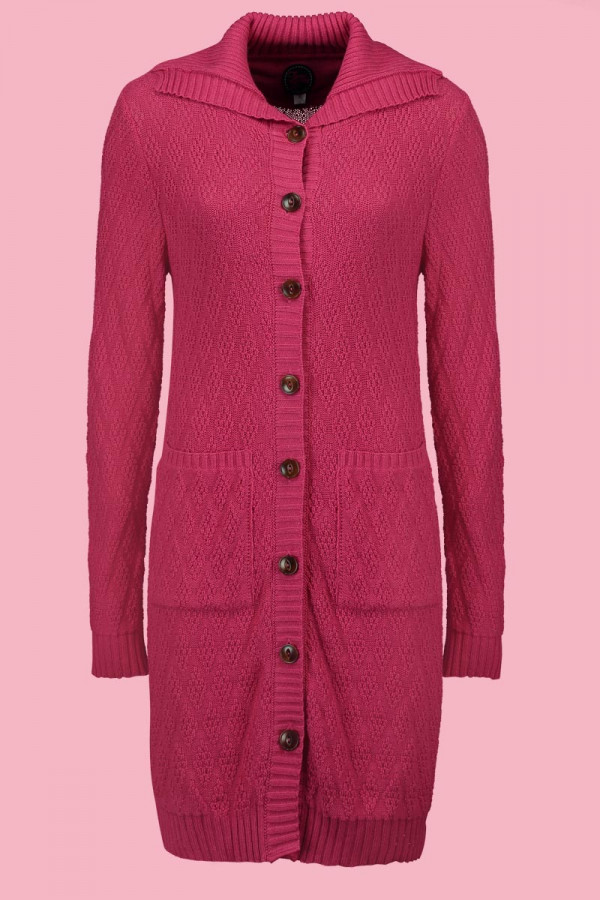 CARDI COSY PINK