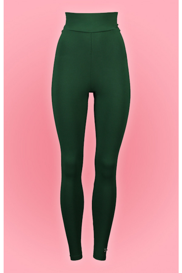 HIGH WAIST LEGGING GREEN