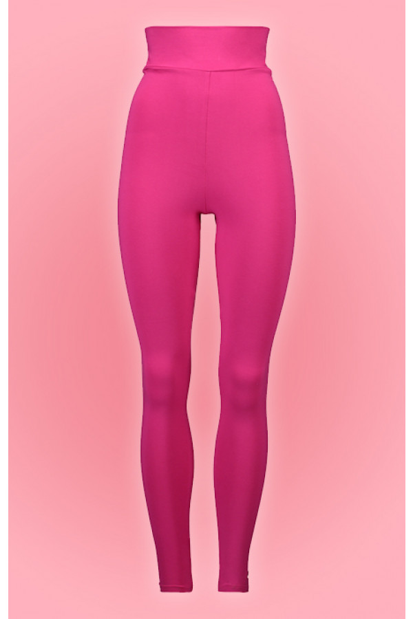 HIGH WAIST LEGGING PINK