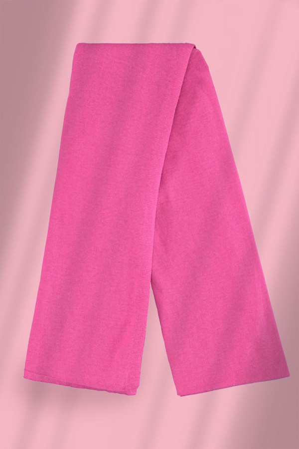 Scarf Linnen Cotton Pink