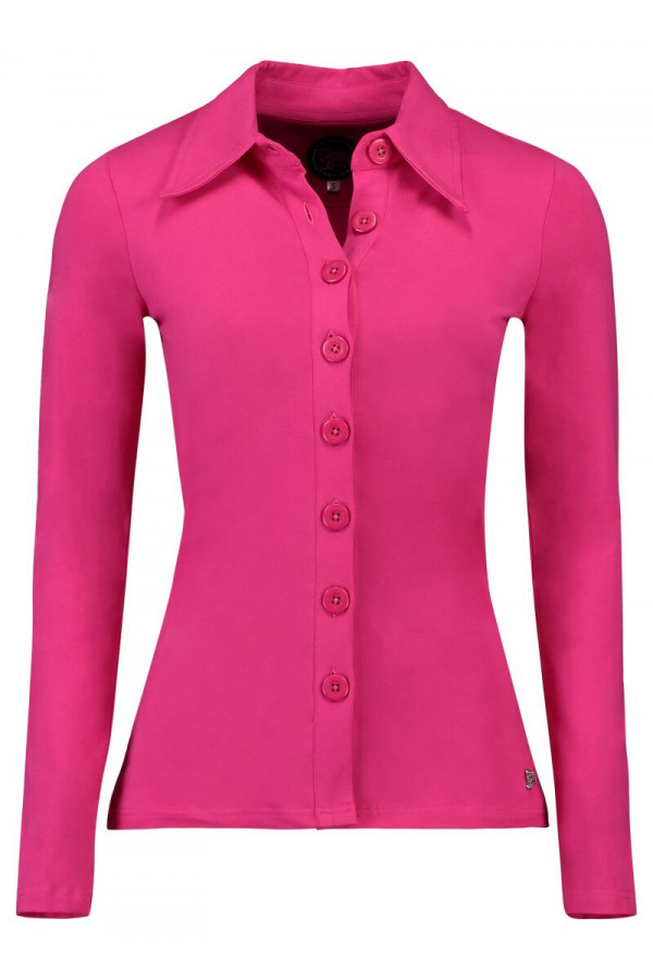 BUTTON SHIRT PINK