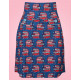 SKIRT RETRO LONDON BLUE
