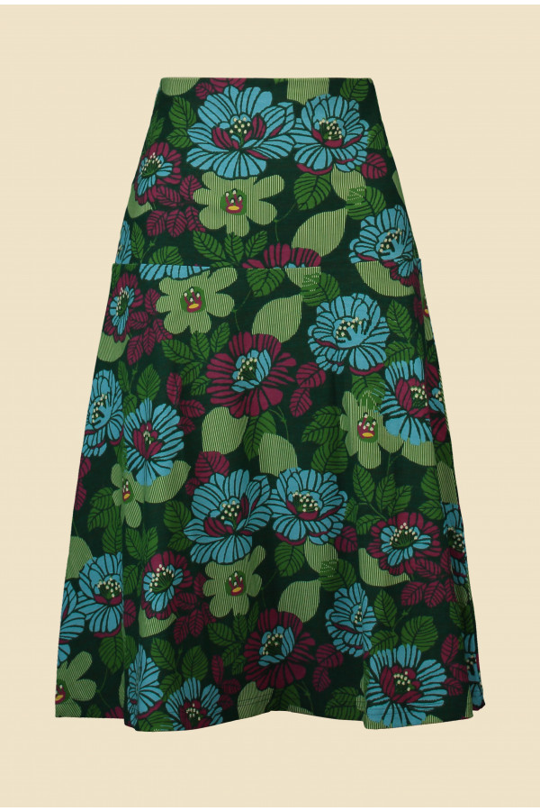 Skirt Paddy Forest Green