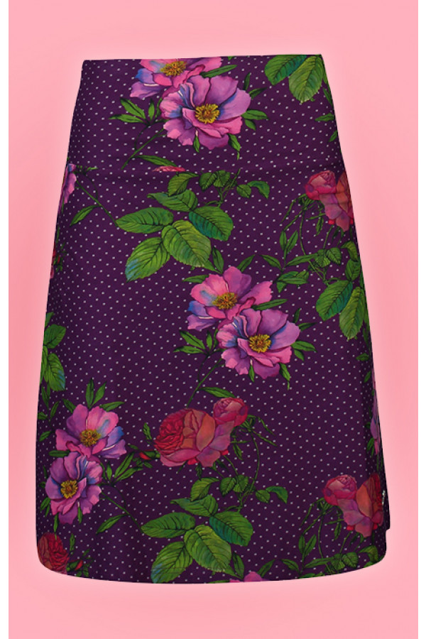 SKIRT ROMANTICA PURPLE